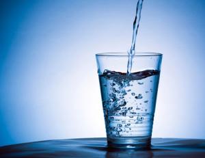 copo água