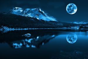 lua lagoa