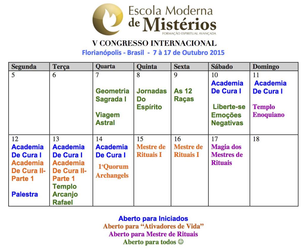 Brazil Calendar_102015