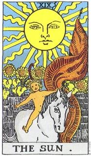 tarot sol