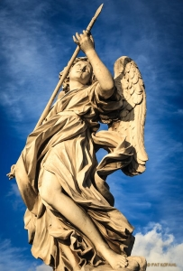 estatua anjo