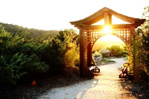 templo jardim