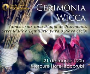 cerimonia wicca