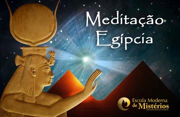 meditação egípcia